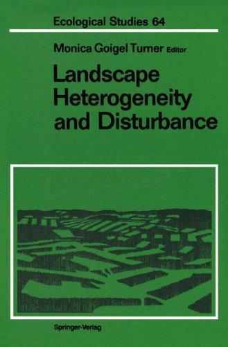 Landscape Heterogeneity and Disturbance (Ecological Studies)