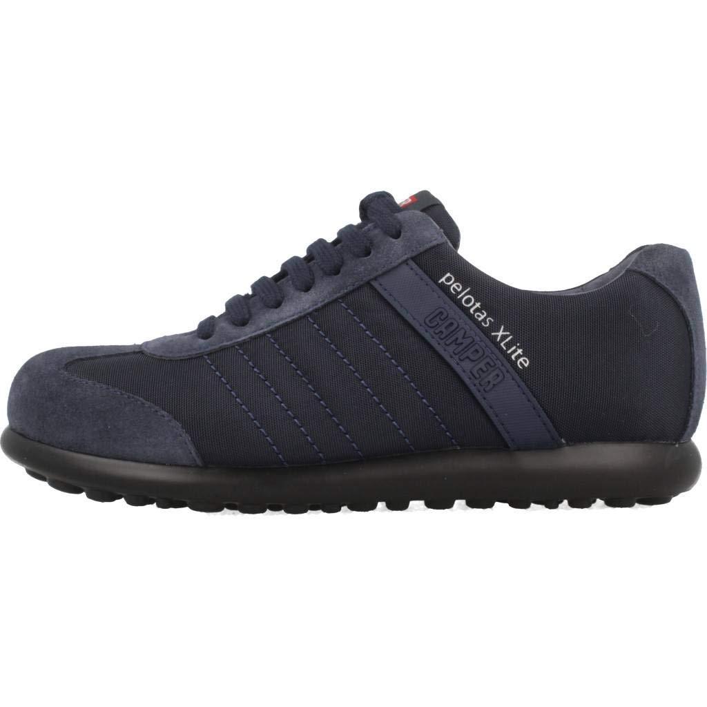 Camper Pelotas XL, Zapato para Mujer 42 Marino: Amazon.es: Zapatos ...