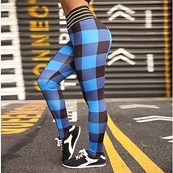 ALUN Leggings Deportivos Pantalones De Yoga para Mujer ...