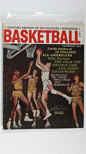 1964 Basketball Yearbook Ohio State S Gary Bradds Lucas All