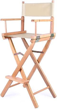 ZCCDYY Chaise en Bois Massif Chaise Pliante Chaise Haute