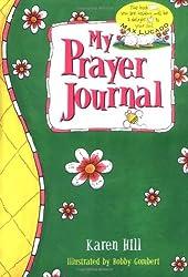 My Prayer Journal - Pink/green For Girls