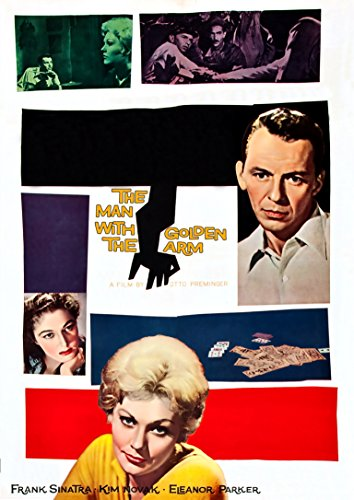 The Man with the Golden Arm (1955) (Widescreen) (Restored - Golden Arm