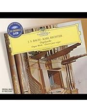 Bach,J.S Organ Works
