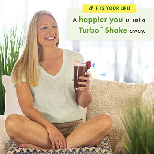 Nutrisystem® Turbo Chocolate Fudge Shake Mix, 20 ct by Nutrisystem (Image #3)