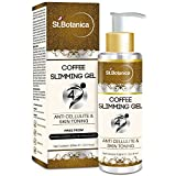 St.Botanica 4D Coffee Slimming Cream - AntiCellulite & Skin Toning 100ml - Stomach, Hips, Thighs, Arms, Body review