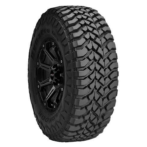 37x12.50R17LT Hankook Dynapro MT RT03 Mud Terrain 8 Ply D Load Tire