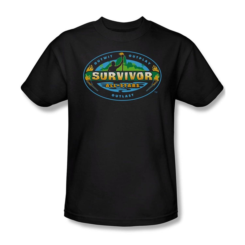 Cbs - All Stars Adult T-Shirt In Black