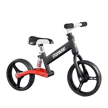 Chicas Chicos Los niños de amortiguación bicicleta de ...