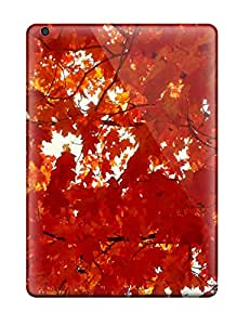 New Style 1171799K90725150 New Maple Garden Tpu Skin Case Compatible With Ipad Air
