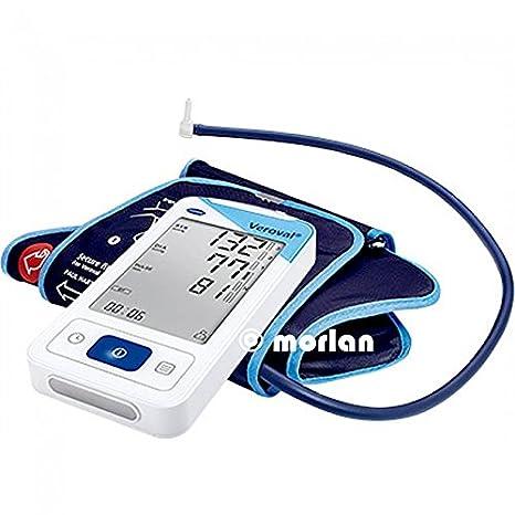 Hartmann Veroval ECG Tensión Arterial 2en1 Control Móvil Ritmo Cardíaco+Medición De La Tensión Arterial, 1Ud: Amazon.es: Salud y cuidado personal