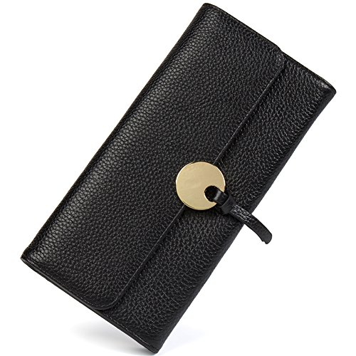 BOSTANTEN Womens Leather Wallet Wallets