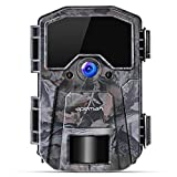 APEMAN Trail Camera 16MP 1080P Wildlife Camera, Night Detection Game Camera with No Glow 850nm IR LEDs, Time Lapse, Timer, IP66 Waterproof Design For Sale