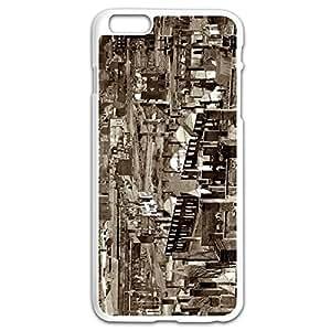 Love Black White Plastic Case For IPhone 6 Plus wangjiang maoyi by lolosakes