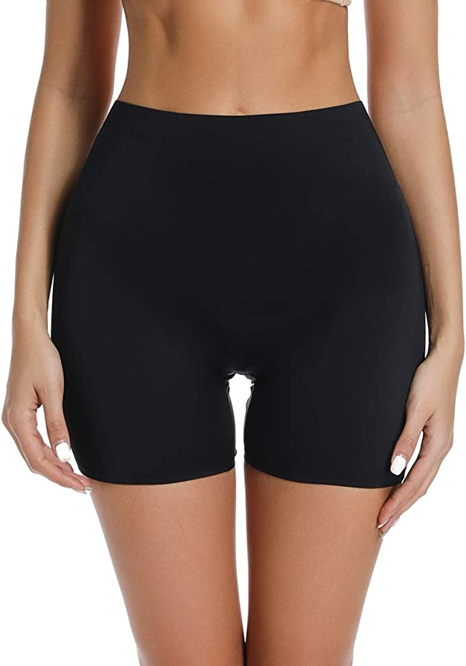 Kurz Ultradünn Schlank Rutscht Dessous Übergrößen Unterwäsche Unterhosen