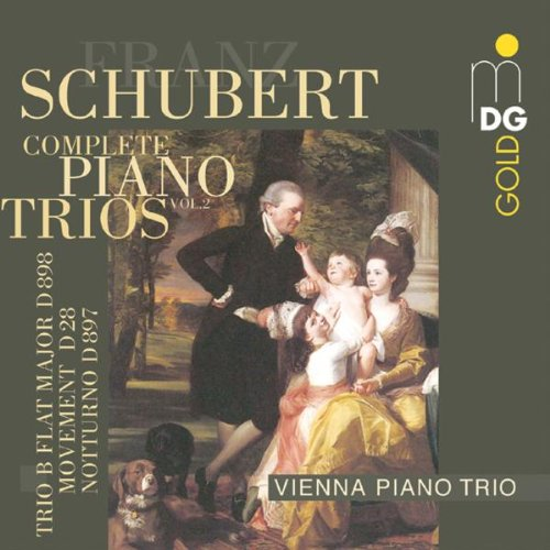 Vienna Trio Piano (Schubert: Complete Piano Trios, Vol. 2)
