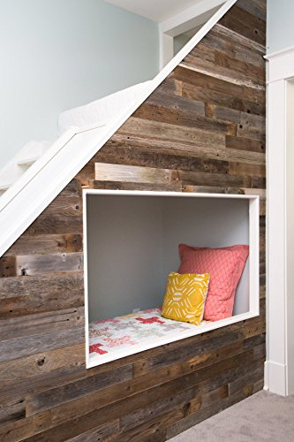 Epic Artifactory Diy Reclaimed Barn Wood Wall Easy Peel