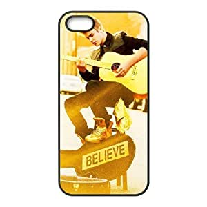 Justin Bieber Use Your Own Image Phone Case for Iphone 5,5S,customized case cover ygtg-700122