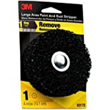 3M Large Area Paint and Rust Stripper, Step 1, 4 inches, Pack of 1