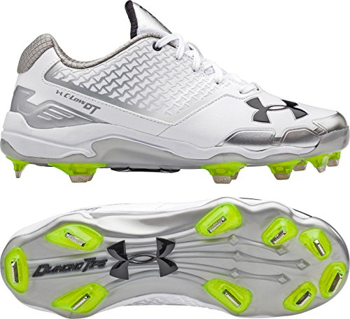 Under Armour Women's C-Low DiamondTips Softball Cleats by Under Armour
