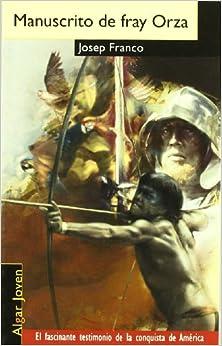 Book Manuscrito de fray Orza