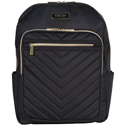 Laptop Quilted Carrying Case (Kenneth Cole Reaction Women's Polyester Twill Single Compartment 15.6