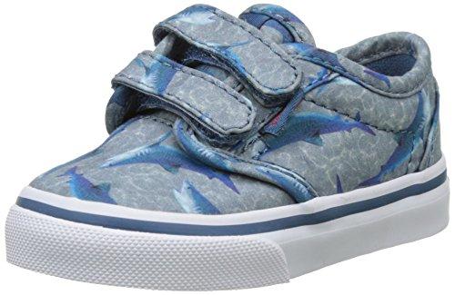 Vans Td Atwood V, Botines de Senderismo para Bebés Azul (Sharks Blue)