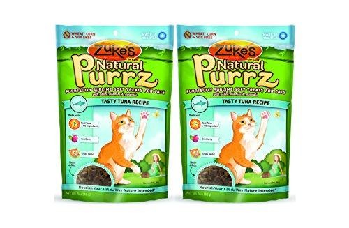 Zukes Soft Cat Treats - 5