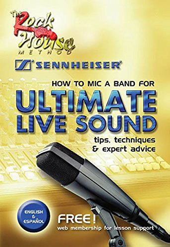 How To Mic a Band for Ultimate Live Sound [Instant Access]