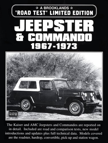 Jeepster & Commando: 1967-1973 (Limited Edition) - 1970 Limited Edition