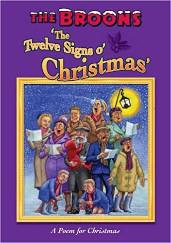 The Broons The Twelve Signs O Christmas - a Poem for Christmas