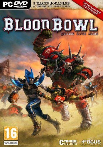 Blood Bowl - Dition Elfes Noirs (+ Guide Stratgique) [Edizione : Francia]