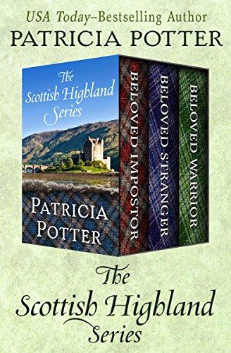 The Scottish Highland Series: Beloved Impostor, Beloved Stranger, and Beloved Warrior cover
