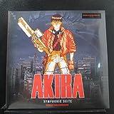 AKIRA (Original Soundtrack Album) (2 LP, 150 Gram, Transparent Clear Red Splattered Vinyl)