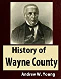Front cover for the book History of Wayne County, Indiana, from its first settlement to the present time; by Andrew Young