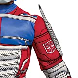 Disguise Optimus Prime Costume, Muscle