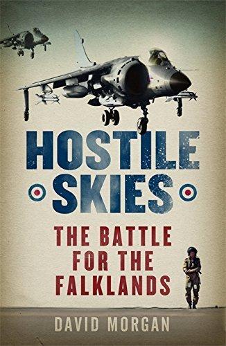 Hostile Skies by David Morgan - Phoenix Mall Sky