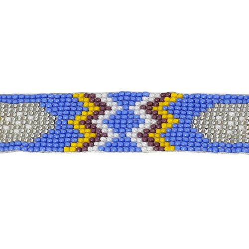 Beaded indian bracelets