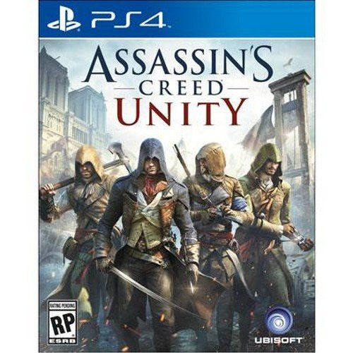 Assassins Creed Unity L E Ps4 by Generic
