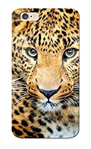 39219972530 Standinmyside Predator Animal Leopard Durable Iphone 6 PC Flexible Soft Case With Design