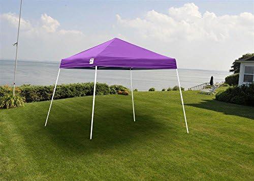 ShelterLogic Pro Series Straight Leg Pop-Up Canopy