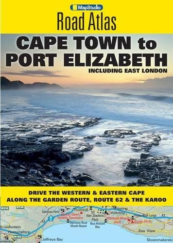 - Road atlas Cape Town to Port Elizabeth