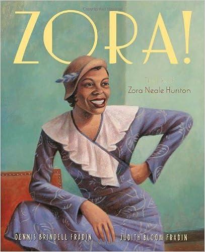 Download online Zora!: The Life of Zora Neale Hurston PDF, azw (Kindle), ePub, doc, mobi