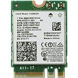 Intel Dual Band Wireless 3rd Generation 802.11AC 3168 WiFi + Bluetooth Card