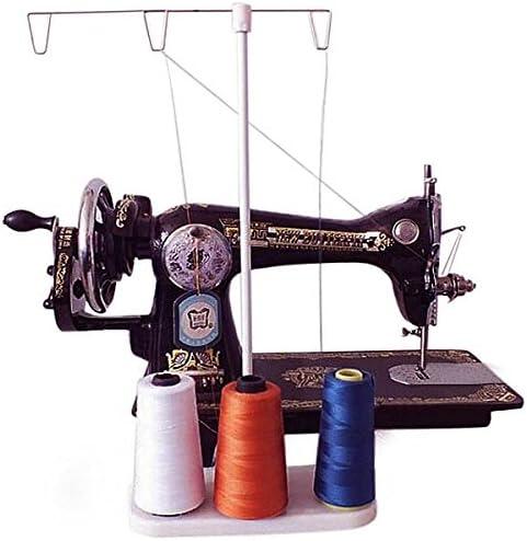 Como poner el hilo en una maquina de coser
