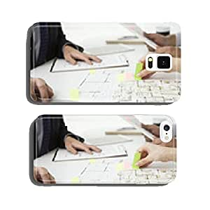Couple seeking new house cell phone cover case Samsung S5