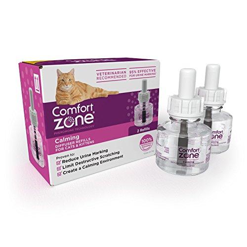 Comfort Zone Calming Refills for Cat Calming (2 Pack)