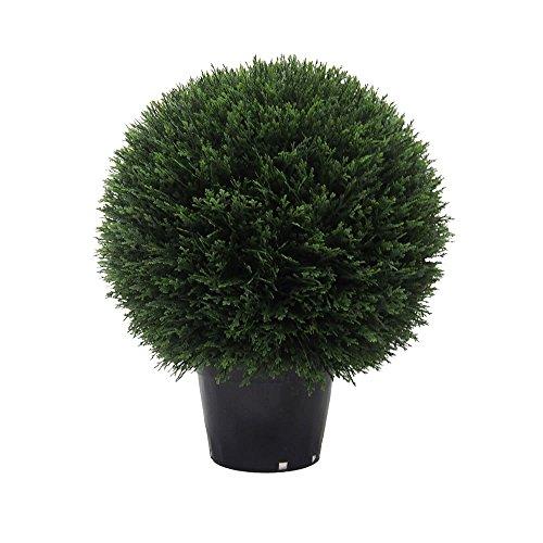 Vickerman TP171420 Everyday Cedar Topiary by Vickerman