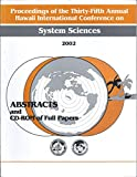 35th Annual Hawaii International Conference on System Sciences (HICSS-35 2002) 9780769514352
