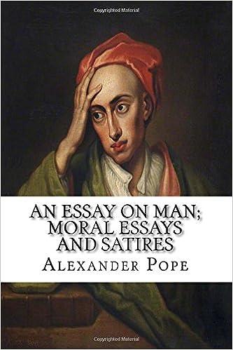 pope as a satirist